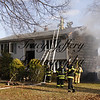 Emerson House Fire 12/13/12 : The Emerson Fire Dept was dispatched to a repot of a working house fire on Union Ave. Arriving Chief confirmed a working fire and dispatched multiple departments for mutual aid. 
