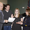 HFD swearing in 12/1/09 : The Mayor &amp; Council honored Assemblyman Rooney for his years of service to the Borough of Hillsdale.