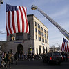 Homecoming for Our Fallen Hero Sgt. Christopher Hrbek 1/21/10 : The Borough of Westwood and Westwood Fire Department honored Sgt. Christopher Hrbek today with a homecoming procession through town. Hundreds of Firefighters lined Westwood Ave with American Flags brought to Westwood by NYC's Bravest. 343 Flags were handed out to local firefighters (in memory of 343 firefighters lost in 9/11). Local residents showed up to show their support for the sacrifice Christopher made for our Country. God Bless Christopher and his family.