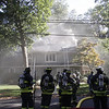 Old Tappan House Fire 9/26/09 : House fire on Autumn Lane in Old Tappan on Sat. Sept 26, 2009 at approx 9:06am. Mutual Aid from multiple towns were called in.