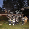 Old Tappan House Fire 6/19/11 : Old Tappan received a call for a report of a fire at 201 Orangeburg Rd. Arriving units confirms a working fire in the garage area. The fire started in the rear of the house in the area of the barbeque. Mutual Aid was called and Rivervale, Norwood and Harrington Park responded.