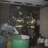 Hillsdale Fire Dept. Report of garage fire 8/22/09 : The Hillsdale Fire Dept was dispatched to report of fire in a garage on 8/22/09 at approx. 7:30pm. The cause was determined to be from a garage door opener.